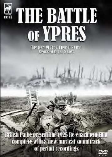 The Battle Of Ypres - The Pathe Collection (UK-import) (DVD)