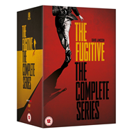 The Fugitive: Complete Series (DVD)