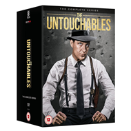 The Untouchables: The Complete Series (UK-import) (DVD)