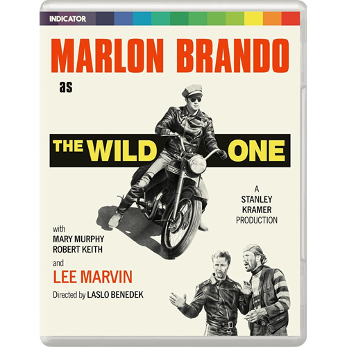 The Wild One (UK-import) (Blu-ray + DVD)