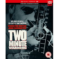 Two Minute Warning (Blu-ray + DVD)