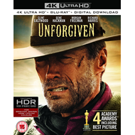 Unforgiven (UK-import) (4K Ultra HD + Blu-ray)