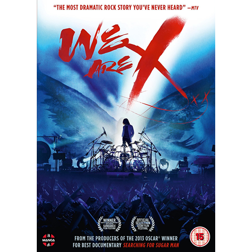 We Are X (UK-import) (DVD)