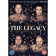 Arvingene / The Legacy - The Complete Series (UK-import) (DVD)