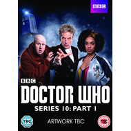 Doctor Who: Series 10 - Part 1 (DVD)