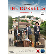 The Durrells - Sesong 1-2 (UK-import) (DVD)