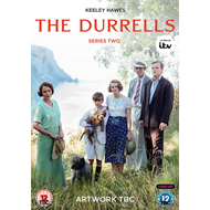 The Durrells - Sesong 2 (UK-import) (DVD)