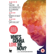 Who's Gonna Love Me Now? (UK-import) (DVD)