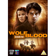 Wolfblood - Sesong 5 (DVD)