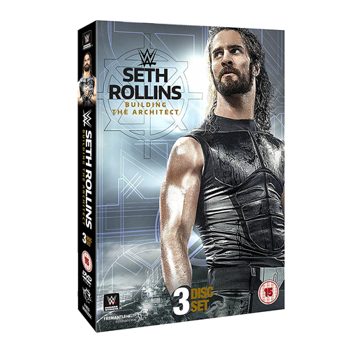 WWE: Seth Rollins - Building The Architect (UK-import) (DVD)