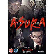 Asura: The City Of Madness (UK-import) (DVD)
