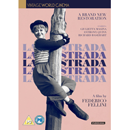 Produktbilde for La Strada (UK-import) (DVD)