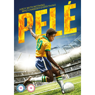 Pelé: Birth Of A Legend (UK-import) (DVD)