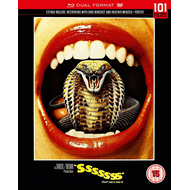 Sssssss (UK-import) (Blu-ray + DVD)