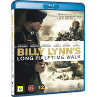 Billy Lynn's Long Halftime Walk (Blu-ray 3D + Blu-ray)