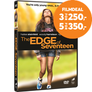 Produktbilde for The Edge Of Seventeen (DVD)