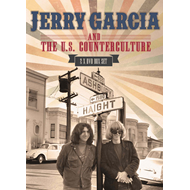 Jerry Garcia And The U.S. Counterculture (DVD)