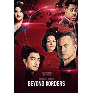 Criminal Minds: Beyond Borders - Sesong 1 (DVD)