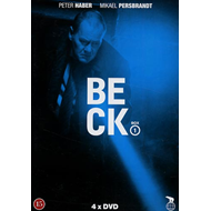 Beck - Vol. 1 (Episode 1-4) (DK-import) (DVD)
