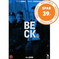 Produktbilde for Beck - Vol. 5 (Episode 17-20) (DK-import) (DVD)