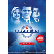 Rederiet - Sesong 4 (DVD)