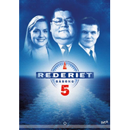 Rederiet - Sesong 5 (DVD)