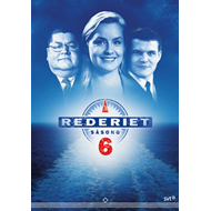 Rederiet - Sesong 6 (DVD)