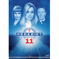 Rederiet - Sesong 11 (DVD)