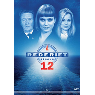 Rederiet - Sesong 12 (DVD)