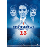 Rederiet - Sesong 13 (DVD)