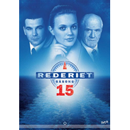 Rederiet - Sesong 15 (DVD)