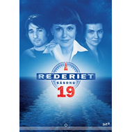 Rederiet - Sesong 19 (DVD)