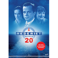 Rederiet - Sesong 20 (DVD)