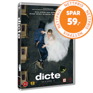 Produktbilde for Dicte - Sesong 3 (DVD)