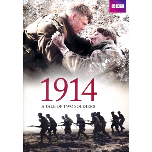 1914 - A Tale Of Two Soldiers (DK-import) (DVD)
