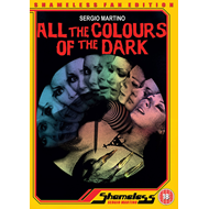 All The Colours Of The Dark (UK-import) (DVD)