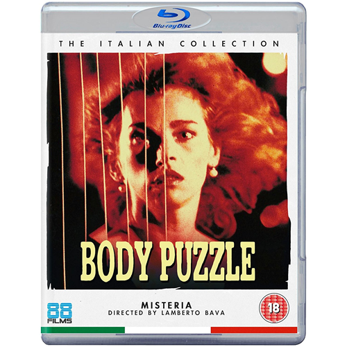 Body Puzzle (UK-import) (Blu-ray + DVD)