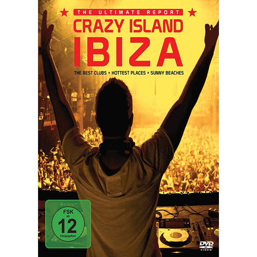 Crazy Island Ibiza - The Ultimate Report (UK-import) (DVD)
