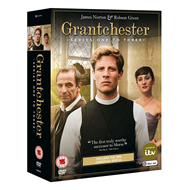 Grantchester - Sesong 1-3 (UK-import) (DVD)
