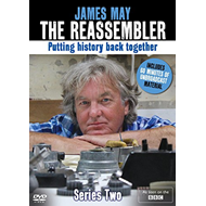 James May: The Reassembler - Sesong 2 (UK-import) (DVD)