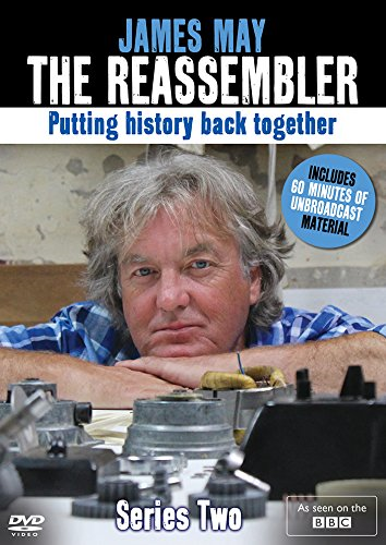 James May: The Reassembler - Sesong 2 (DVD)