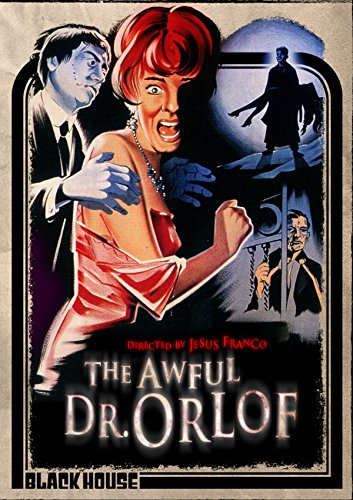 The Awful Dr Orlof (UK-import) (DVD)