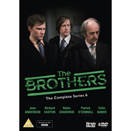 The Brothers - Sesong 6 (UK-import) (DVD)