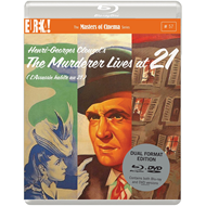 The Murderer Lives At 21 - The Masters Of Cinema Series (Blu-ray + DVD)