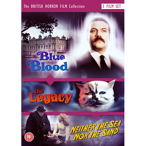 British Horror Film Collection (UK-import) (DVD)