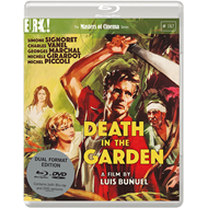 Produktbilde for Death In The Garden - The Masters Of Cinema Series (UK-import) (Blu-ray + DVD)