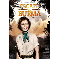 Produktbilde for Escape To Burma (UK-import) (DVD)