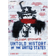 Oliver Stone's Untold History Of The United States (UK-import) (DVD)