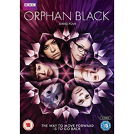 Orphan Black: Series 4 (DVD)
