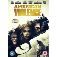 American Violence (UK-import) (DVD)